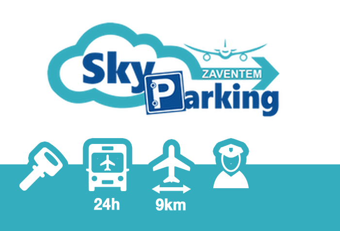 Sky Parking Parkplatz Zaventem