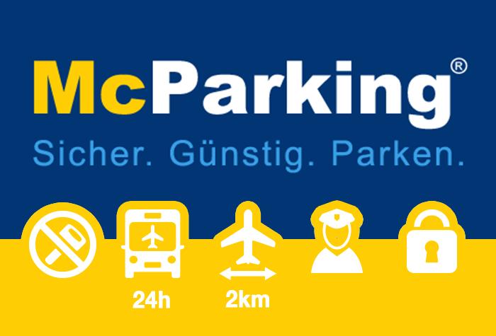 McParking Parkplatz Tegel
