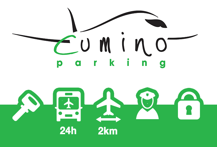 Cumino Parking Parkplatz Turin