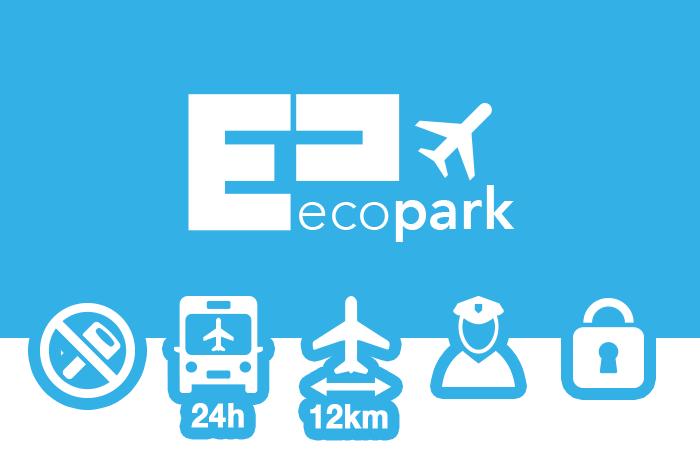 Eco Park Parkplatz CDG