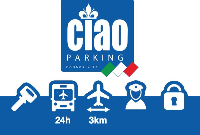 Ciao Parking Orio Bergamo Parkplatz