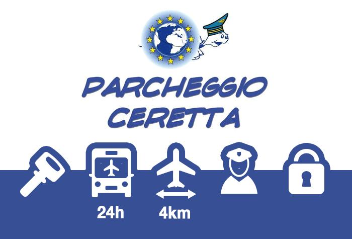 Parcheggio Ceretta Parkplatz Turin