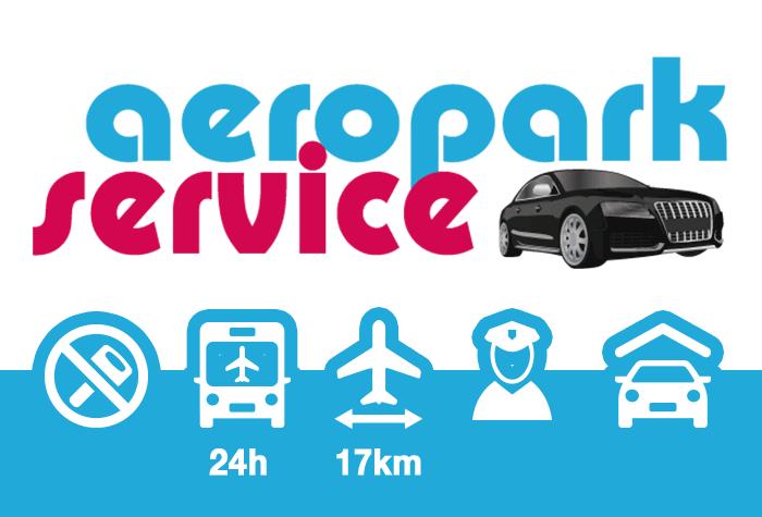 Aeroparkservice Parkhaus