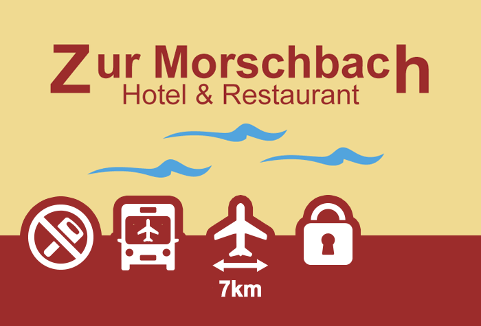 Hotelparkplatz Zur Morschbach
