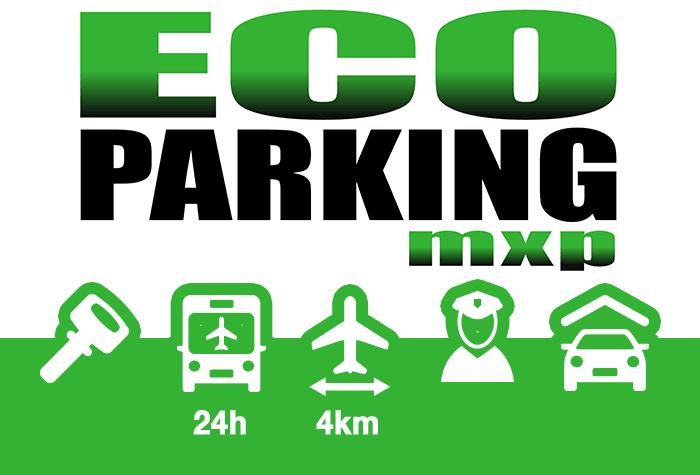 Eco Parking Malpensa Parkhalle