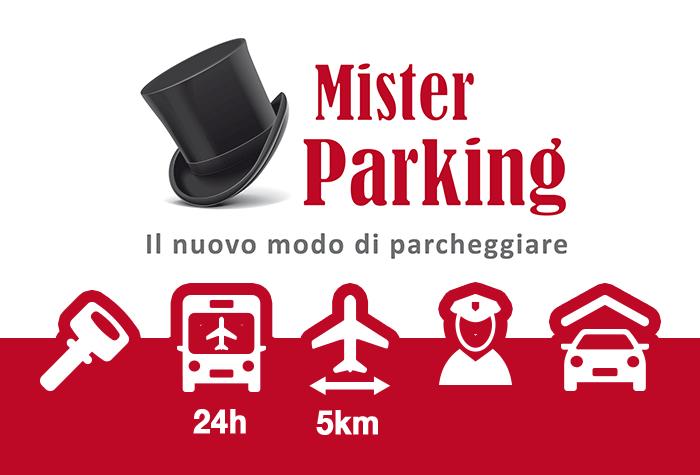 Mister Parking Malpensa Parkhalle