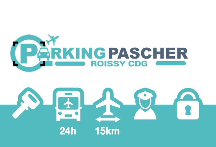 Parking Pascher Parkplatz CDG