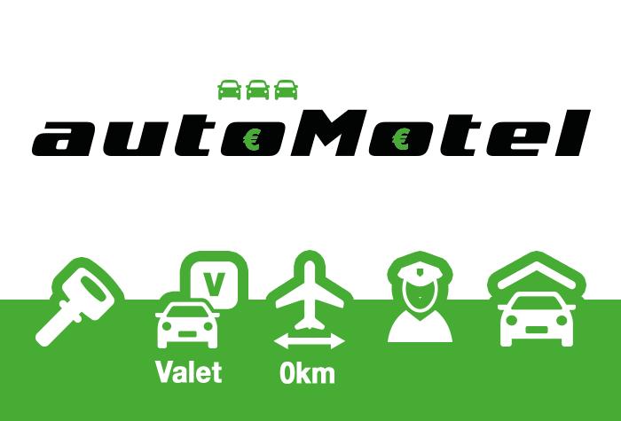 AutoMotel Valet Parkhalle Amsterdam