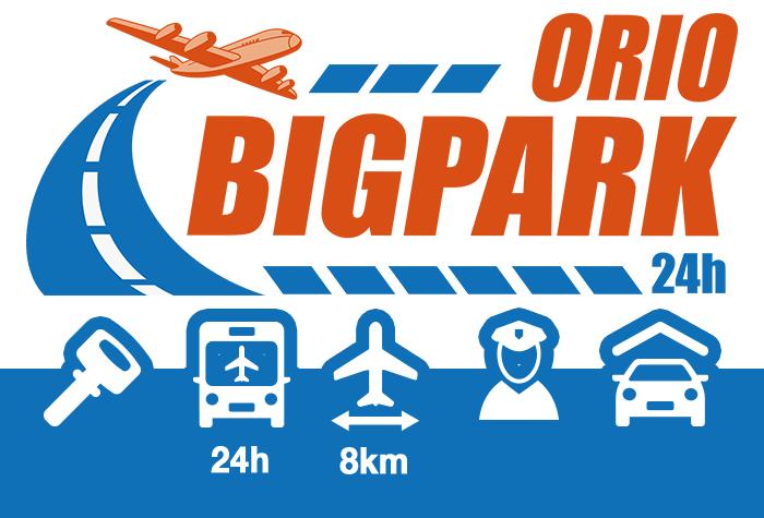 Orio Bigpark Bergamo Parkhalle