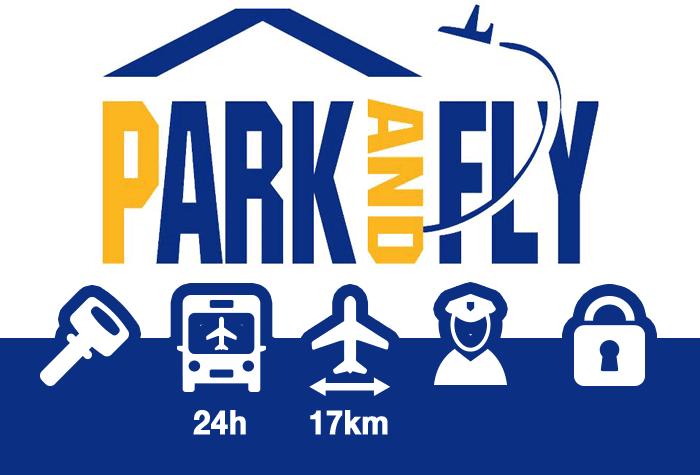Park and Fly Schiphol Parkplatz