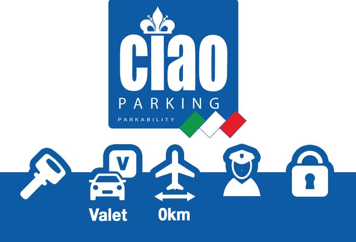 Ciao Parking Orio Bergamo Parkplatz Valet