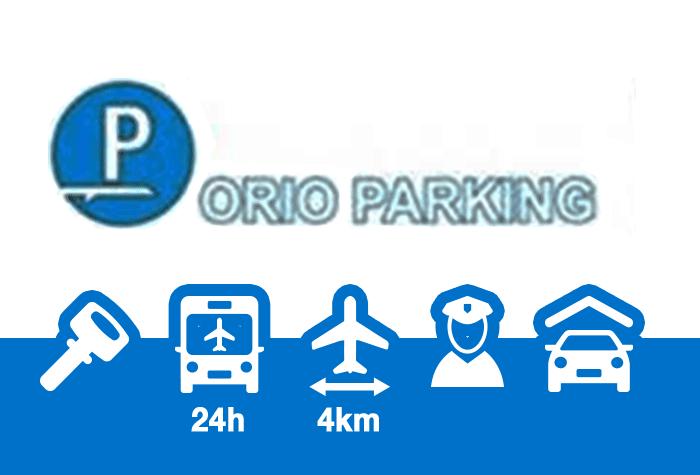Orio Parking Bergamo Parkhalle