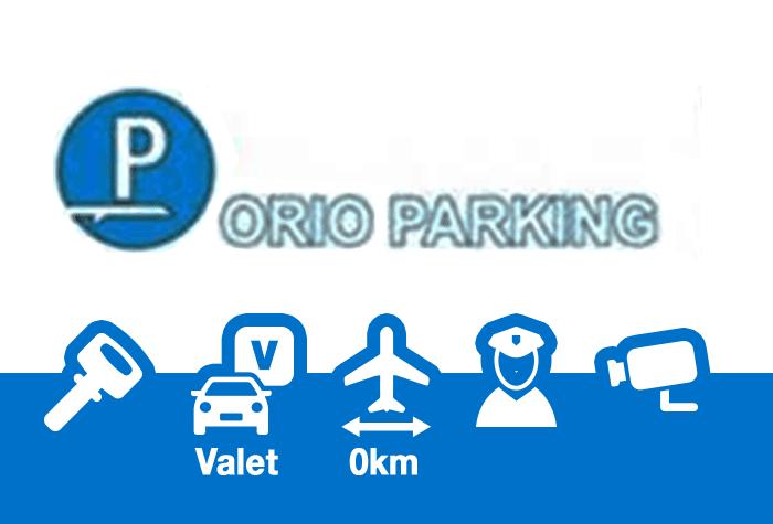 Orio Parking Bergamo Parkplatz Valet