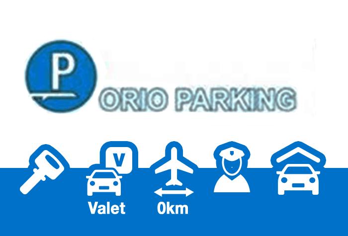 Orio Parking Bergamo Parkhalle Valet