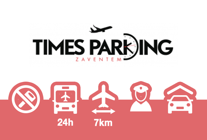 Times Parking Parkhalle Zaventem