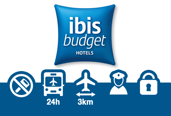 IBIS Budget Parking Charleroi Parkplatz