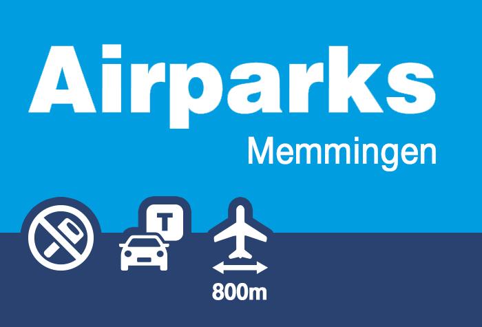 Airparks Parkplatz Memmingen Spartipp