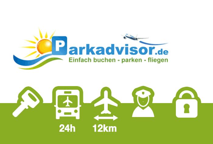 Parkadvisor Parkplatz Frankfurt