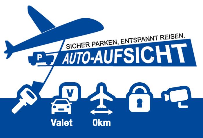 Auto-Aufsicht Valet-Service Parkplatz