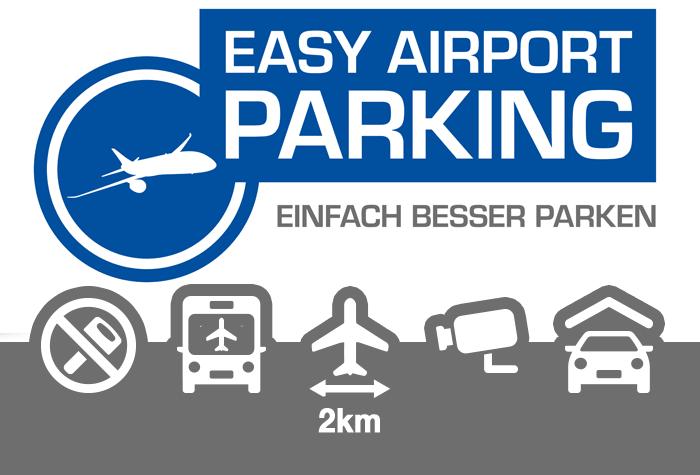 Easy Airport Parking Hamburg Parkhaus - Bestpreis