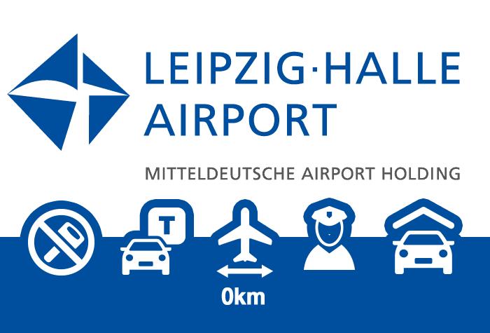 Holiday Parken Parkhaus Flughafen Leipzig/Halle (5.+6. Etage)