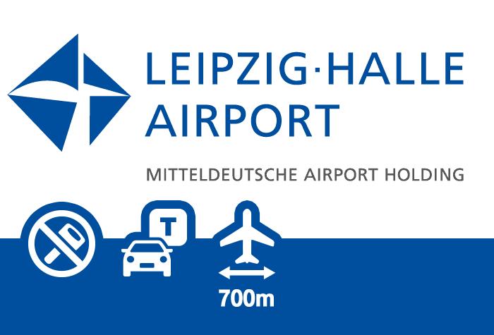 Touristikparkplatz P4 Leipzig/Halle