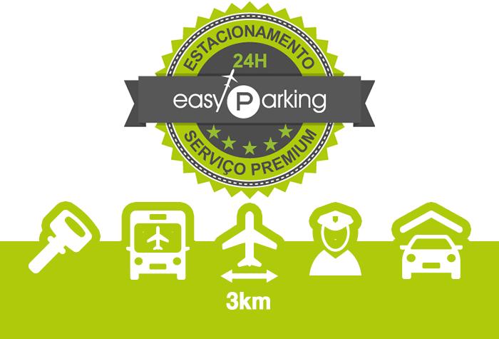 easyParking Lissabon Parkgarage