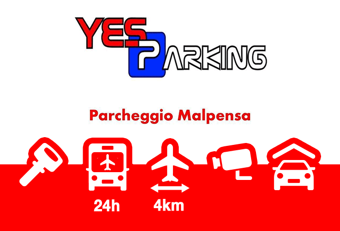 Yes Parking Parkhalle Malpensa
