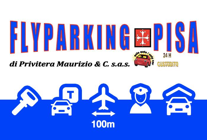 FlyParking Pisa Parkhalle