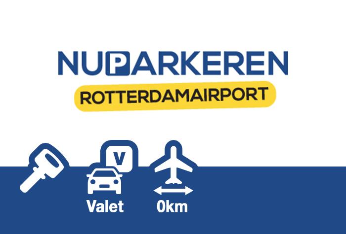 Nu Parkeren Valet Rotterdam Airport
