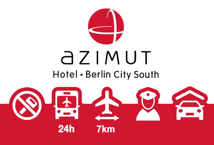 AZIMUT Hotel Berlin City South Tiefgarage