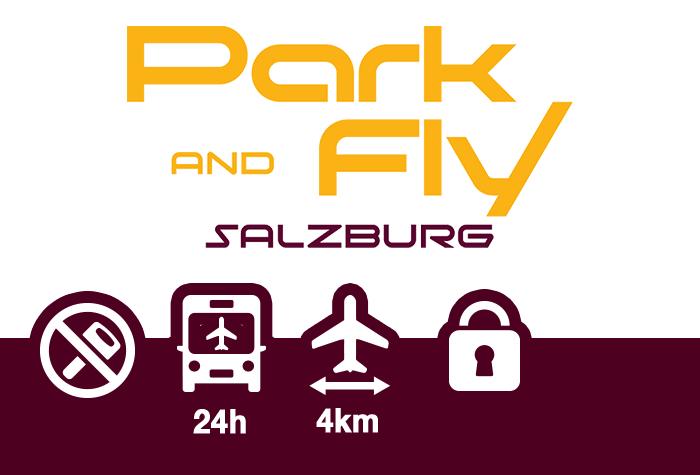 Park and Fly Parkplatz Salzburg