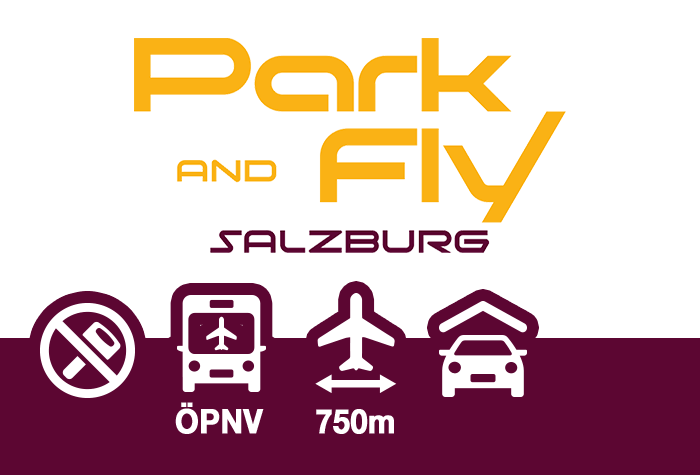 Park and Fly Parkhaus Salzburg