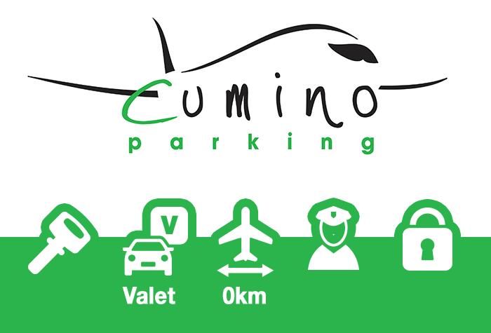 Cumino Parking Parkplatz Turin Valet
