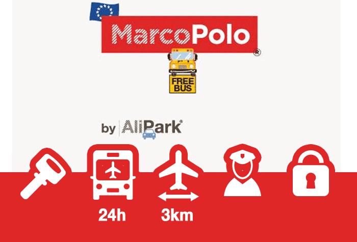 Parcheggio Venedig Marcopolo by Alipark Parkplatz