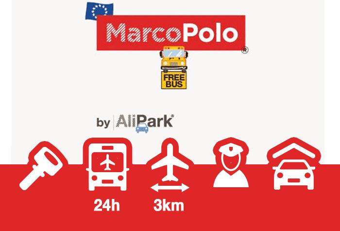 Parcheggio Venedig Marcopolo by Alipark Parkhalle