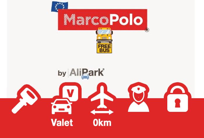 Parcheggio Venedig Marcopolo by Alipark Parkplatz Valet