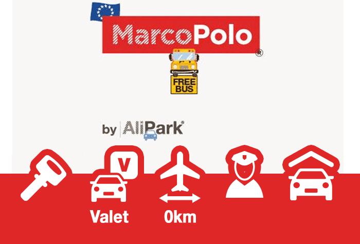 Parcheggio Venedig Marcopolo by Alipark Parkhalle Valet