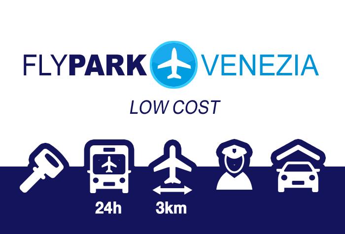 Flypark Parkhalle Venedig