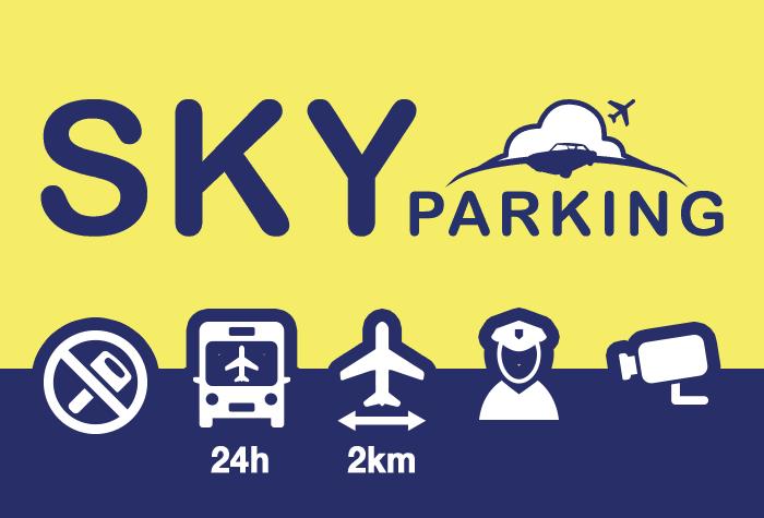 Sky Parking Parkplatz Verona