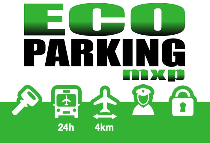 Eco Parking Malpensa Parkplatz