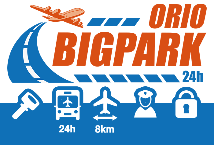 Orio Bigpark Bergamo Parkplatz