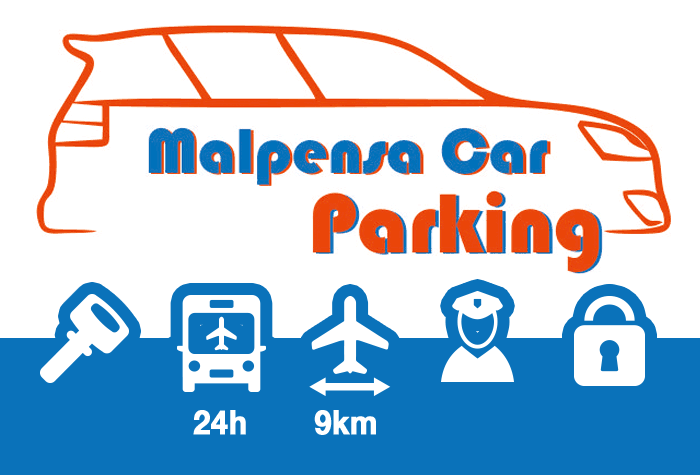 Malpensa Car Parking Parkplatz