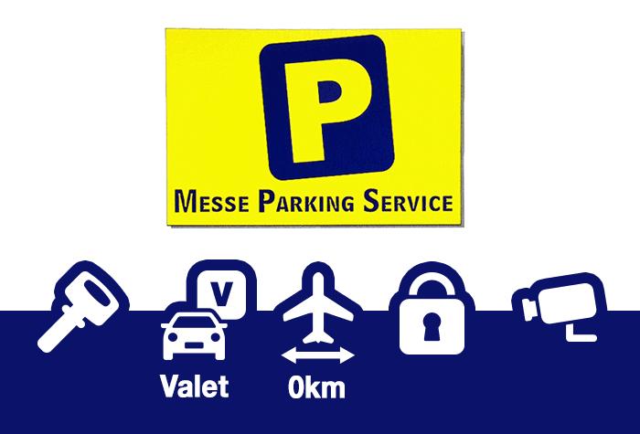 Messe Parking Service Valet