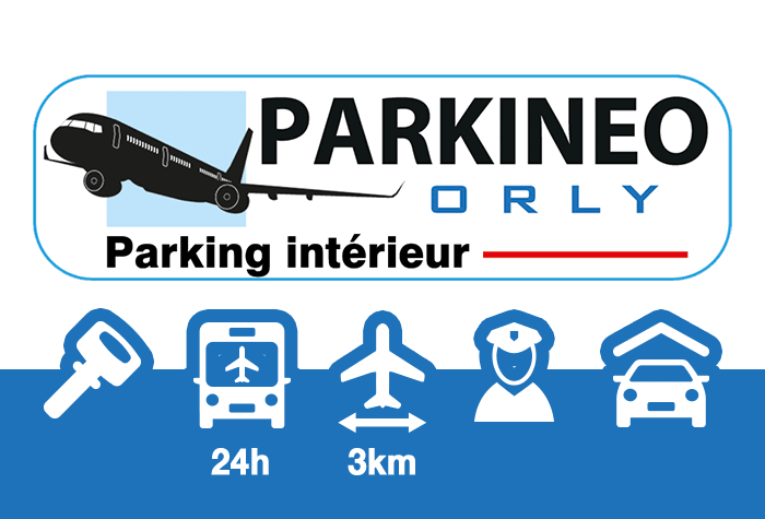 Parkineo Orly Parkhalle