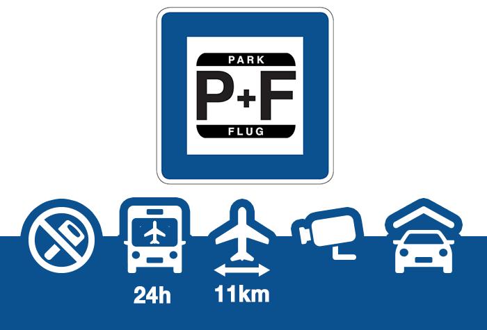 Park + Flug Parkhaus Frankfurt