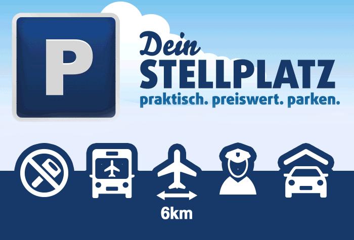 Dein Stellplatz Parkhaus 2 Tegel AKTIONSPREIS